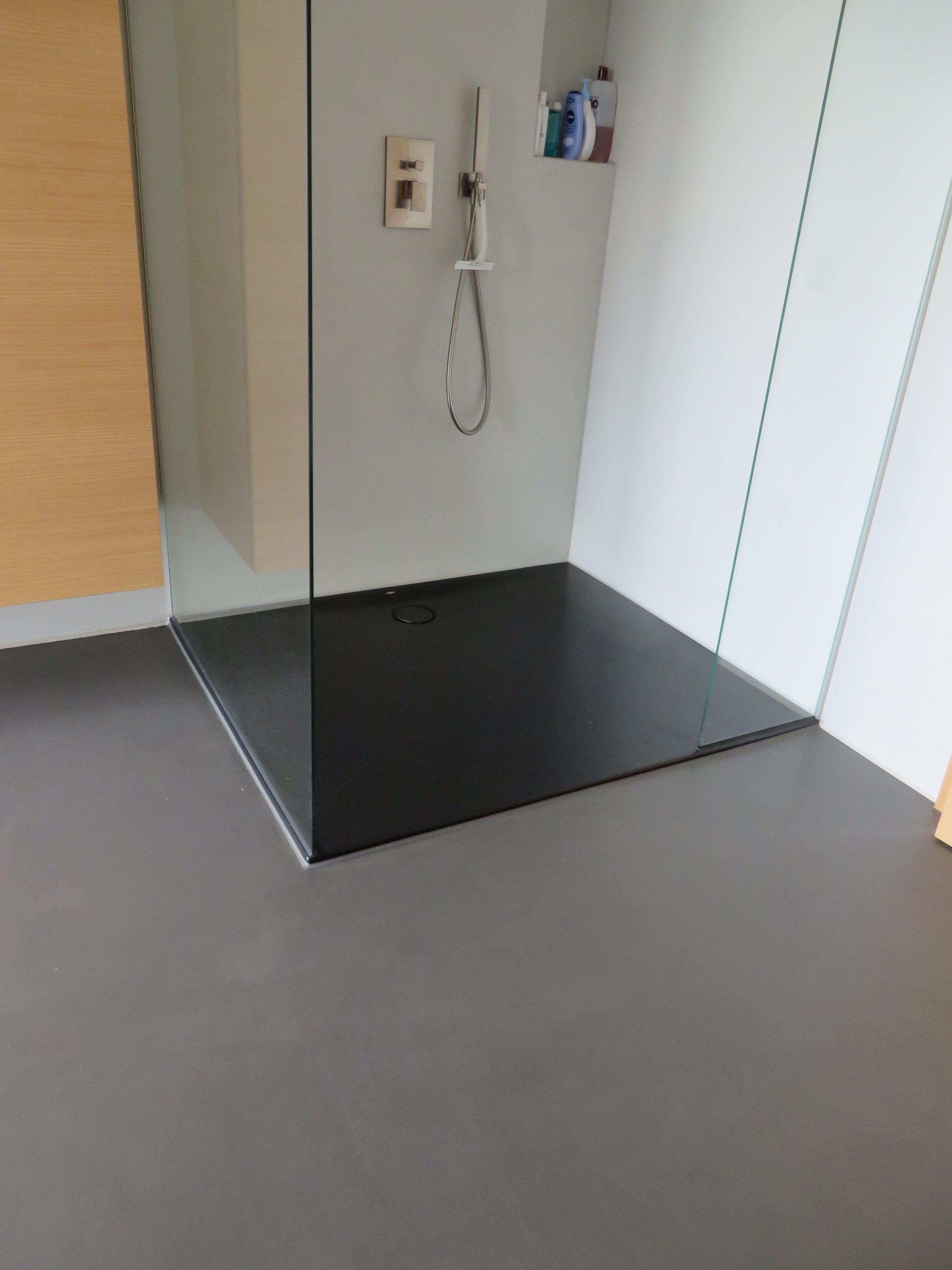 Bad Ohne Fliesen Barrierefreie Dusche Bodengleiche Dusche Fliesen Dusche 90x90 Bad Neu Gestalten