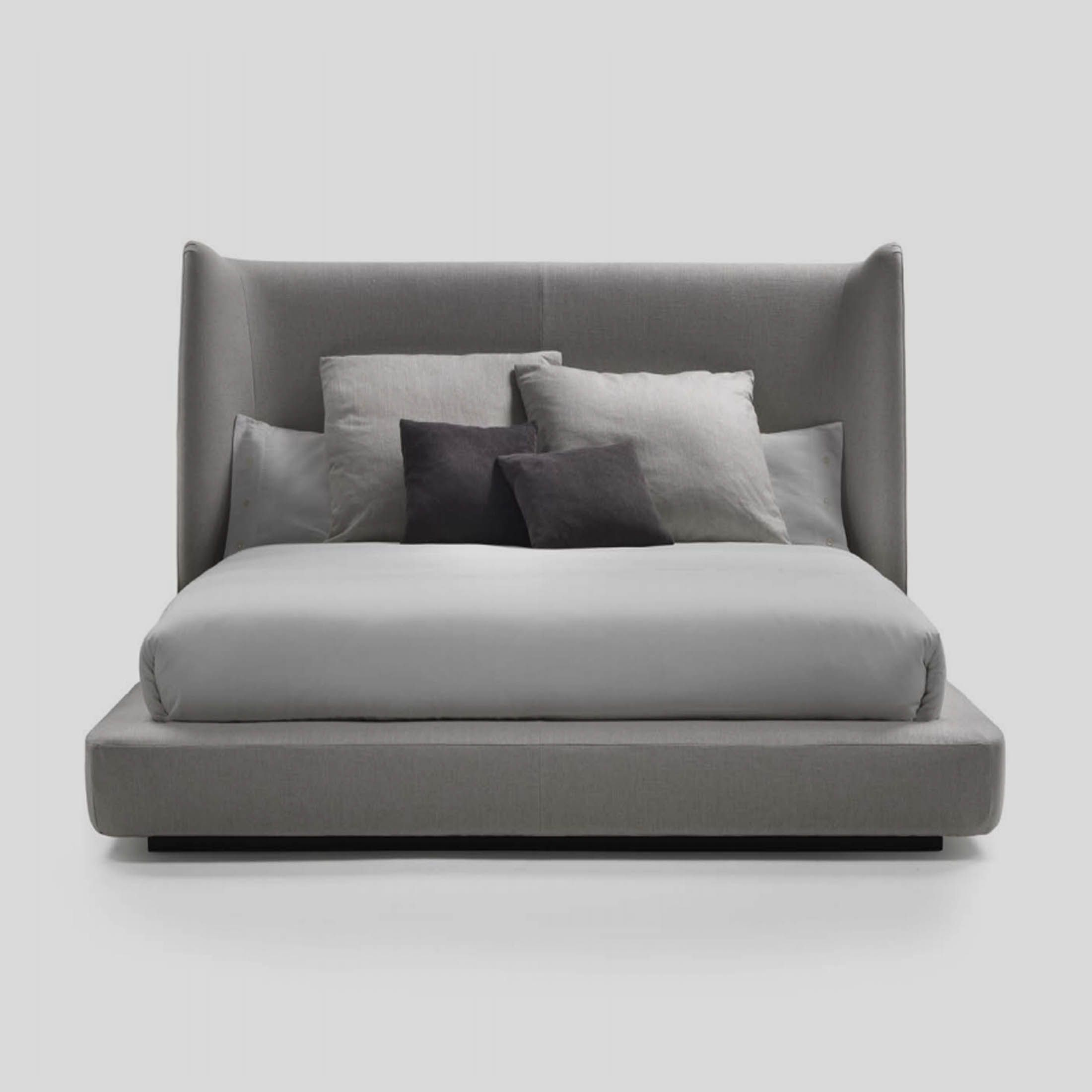 Midnight Is A Bed Designed By Roberto Lazzeroni For Flexform In