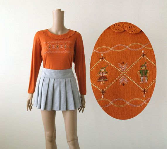 Native American Kitsch Top Cross Stitch by icouldbegoodforyou, $35.00
