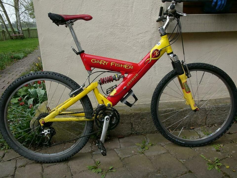 Mtb Fahrrad Gary Fisher Joshua Z0 Mountainbike Vintage In Bayern