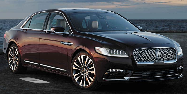 Lincoln Town Car 2020 Release Date And Price Lincoln Town Car