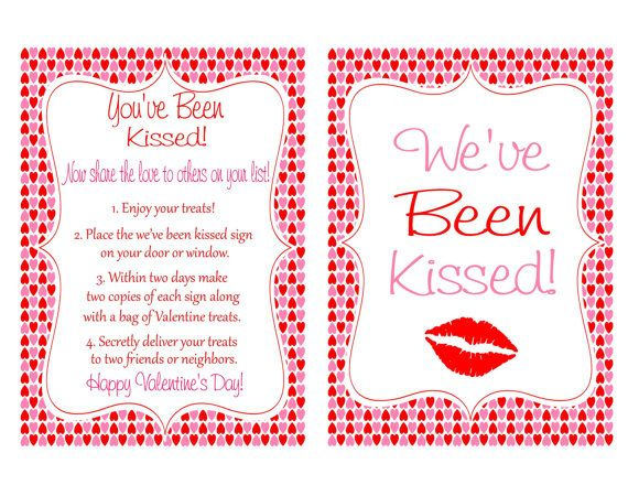 you ve been kissed