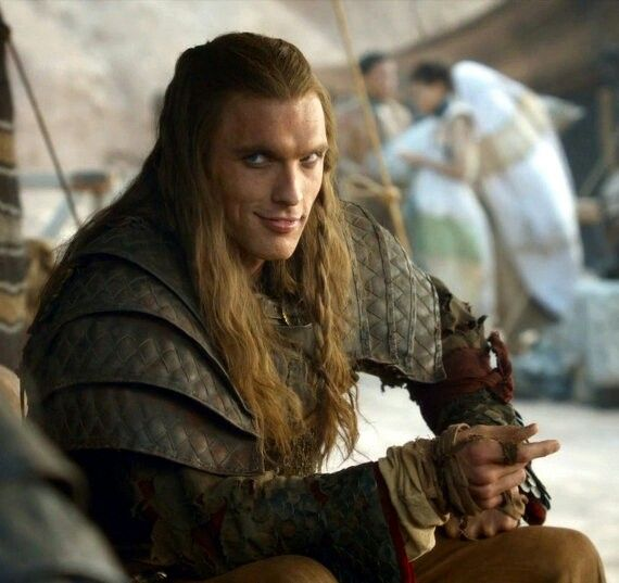 Daario Naharis They Should Have Never Replaced This Beautiful