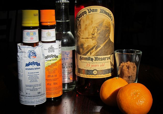 Pappy Van Winkle 15 Old Fashioned by Thirsty South, via Flickr