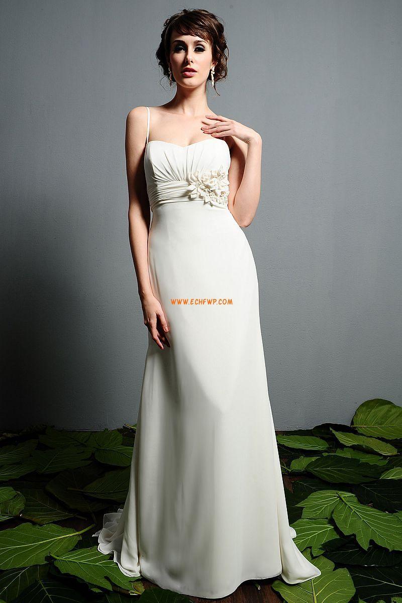 29fc408cb1f796 Sweep Brush Train Elegant   Luxurious Natural Wedding Dresses 2014 ...