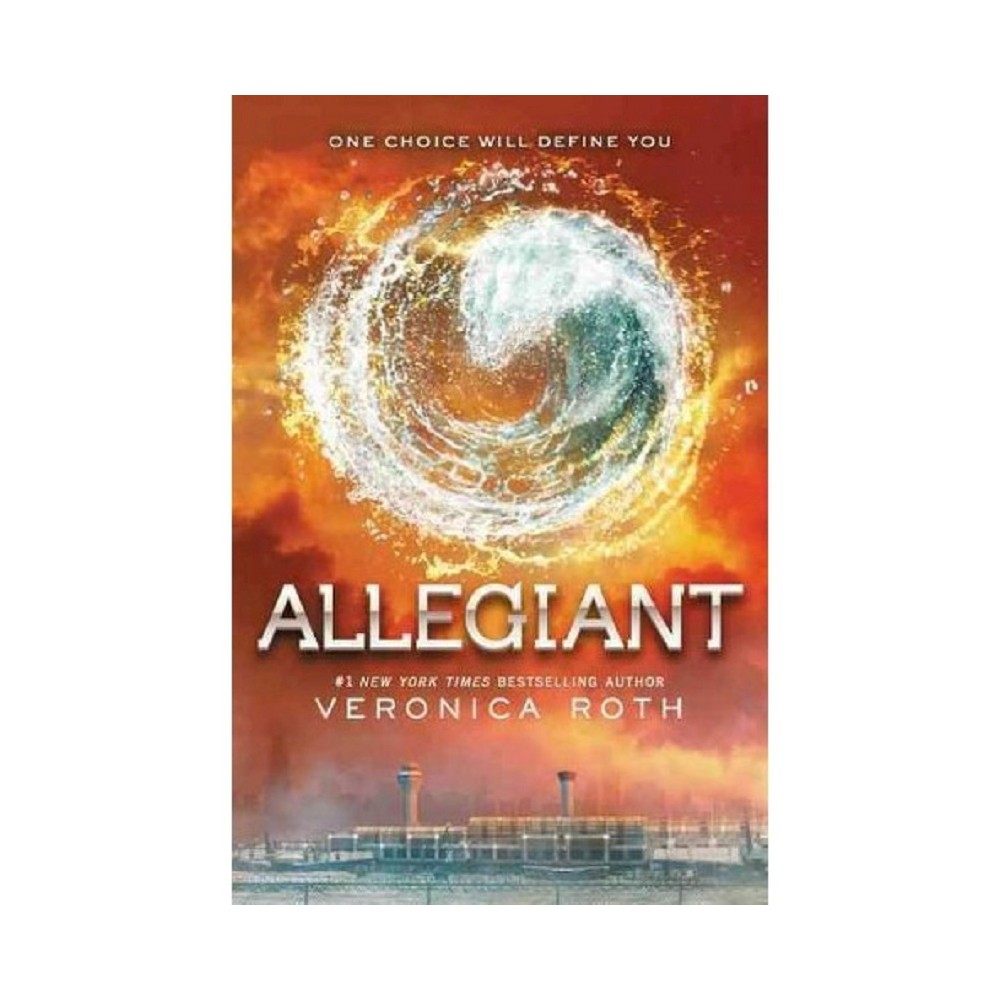 Allegiant ( Divergent) (Reprint) (Paperback) by Veronica Roth