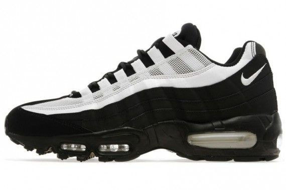 Nike Air Max 95 JD Sports BlackWhite | | Nike shoes