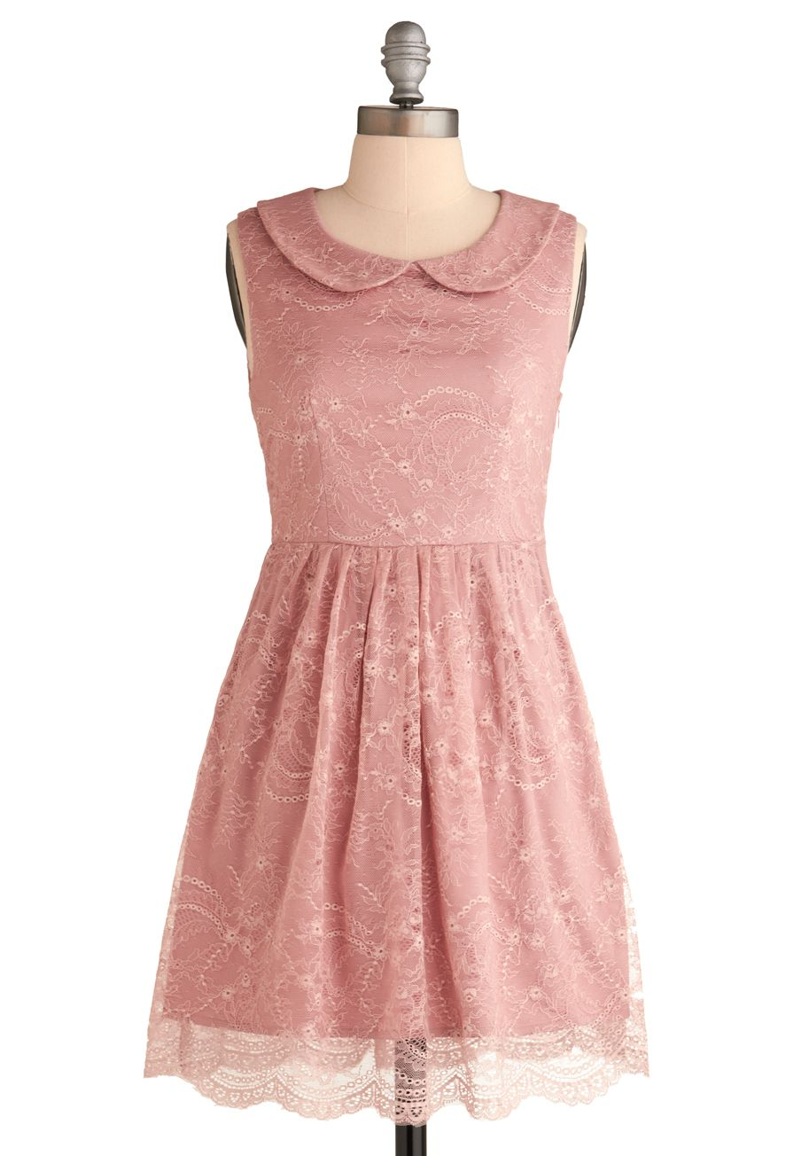 Hope You Field the Same Knit Dress | Palo de rosa, La ropa y Rosas