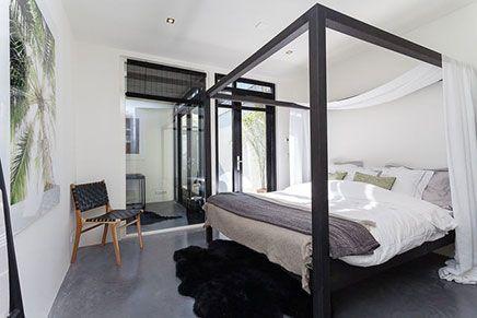 Voormalige werkplaats verbouwd tot droomhuis inrichting huis.com