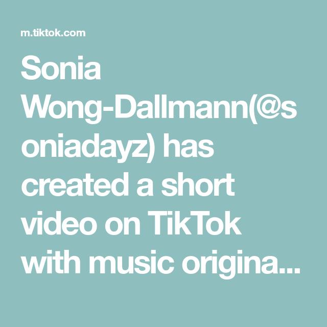 Sonia Wong Dallmann Soniadayz Has Created A Short Video On Tiktok With Music Original Sound Blow Up Mattress In 2021 Keto Dessert Single Mom Life Using Chopsticks