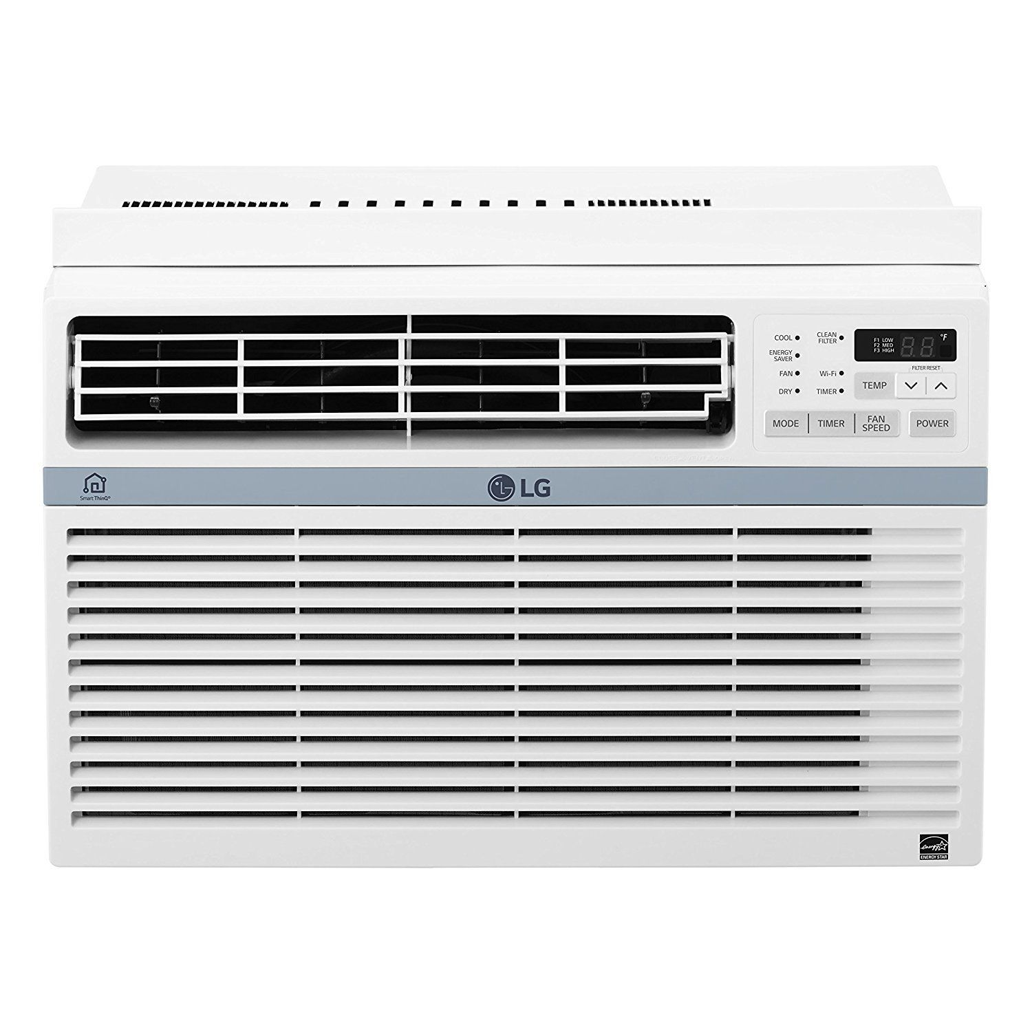 Lw1016er 10 000 Btu 115v Window Mounted Air Conditioner With Remote Control Window Air Conditioner Cool Things To Buy Windows