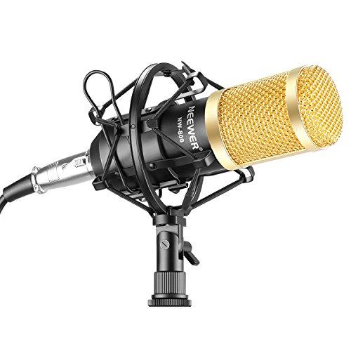 Neewer Professional Studio Broadcasting Recording Microphone Set Sale Instrumentstogo Com Microphone Set Recording Microphone Microphone