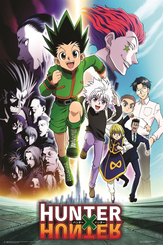 Hunter x Hunter Poster Poster, Anime hintergrundbilder