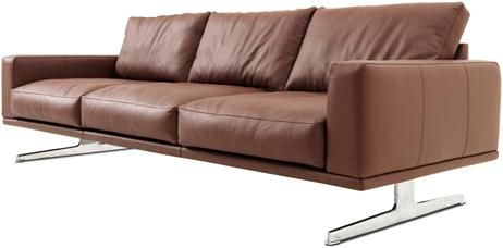 New Carlton Sofa Available In All Fabrics And Leathers As Shown