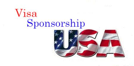 Usa Visa Sponsorship  Meaning Jobs Form I Sample