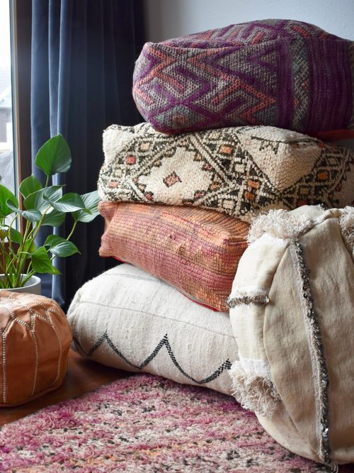 floor cushions moroccan floor pillows