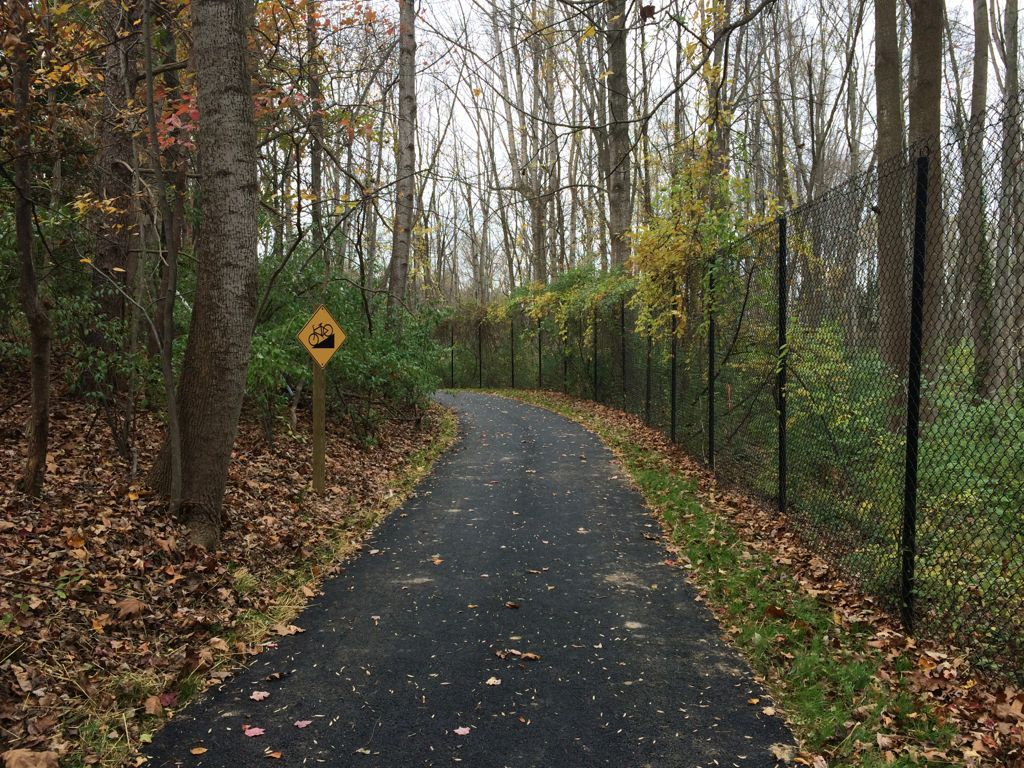 New NOVA Parks Connector: W&OD to Meadowlark Garden | Virginia Hikes ...