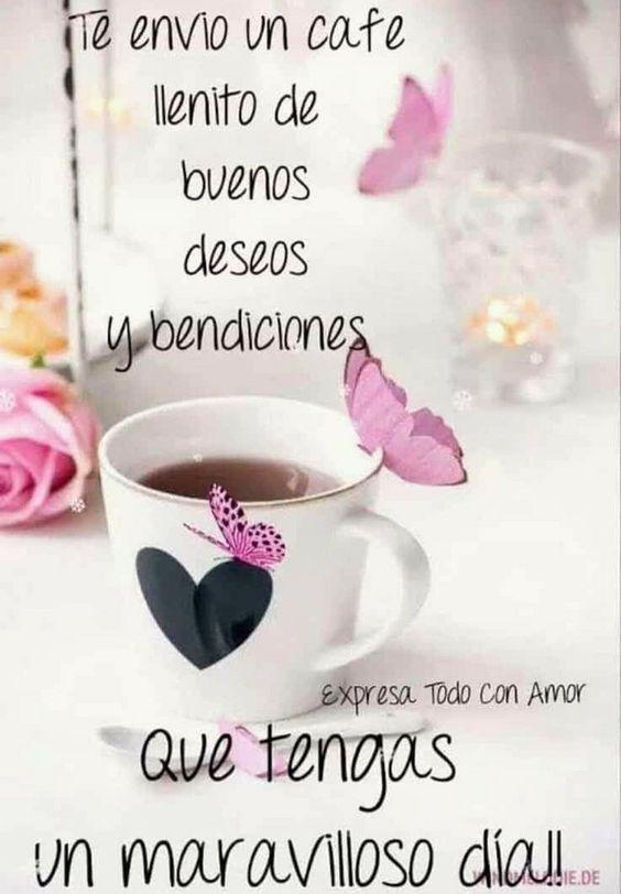 Frases Mensajes Para Desear Buenos Dias Feliz Dia Positivo