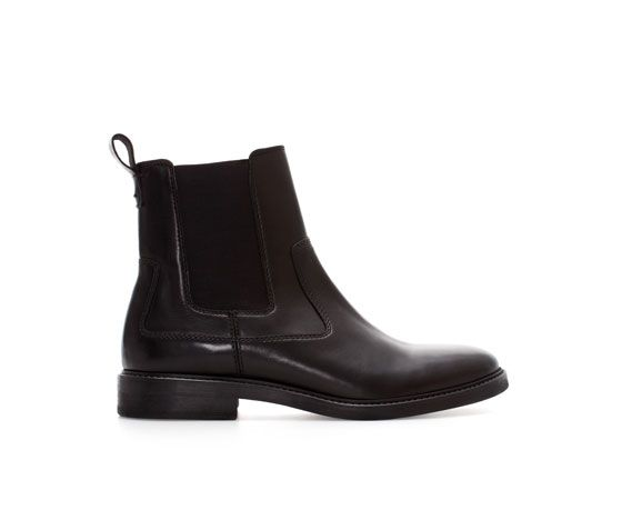 new concept 7092d e009c ZARA - MAN - STRETCH ANKLE BOOT
