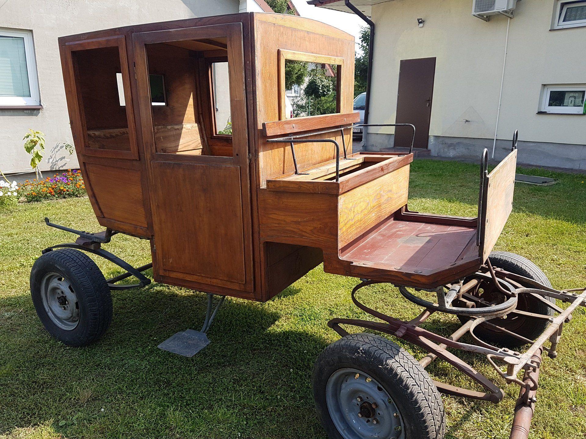 Sprzedam Bryczke Konna Allegro Golf Carts