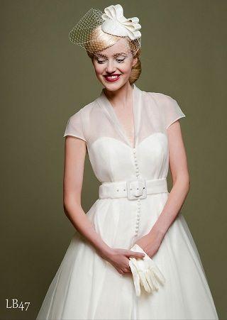 Rockabilly Retro Bridesmaid Dresses