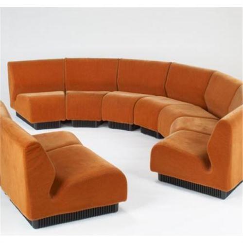 Don Chadwick Sectional Sofa Herman Miller USA