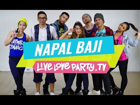 Napal Baji By Psy Zumba Fitness Live Love Party Kpop Live Love Zumba Zumba Workout