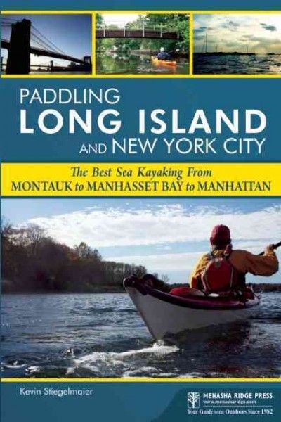 A guide with 55 maps showcases the 50 best sea-kayaking routes and destinations around Long Island--from New York City to Montauk Point--in a book that covers every kind of paddling experience--from open, fast water to a quiet, leisurely route.