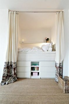 Où trouver votre lit avec tiroir de rangement? | Pinterest ...