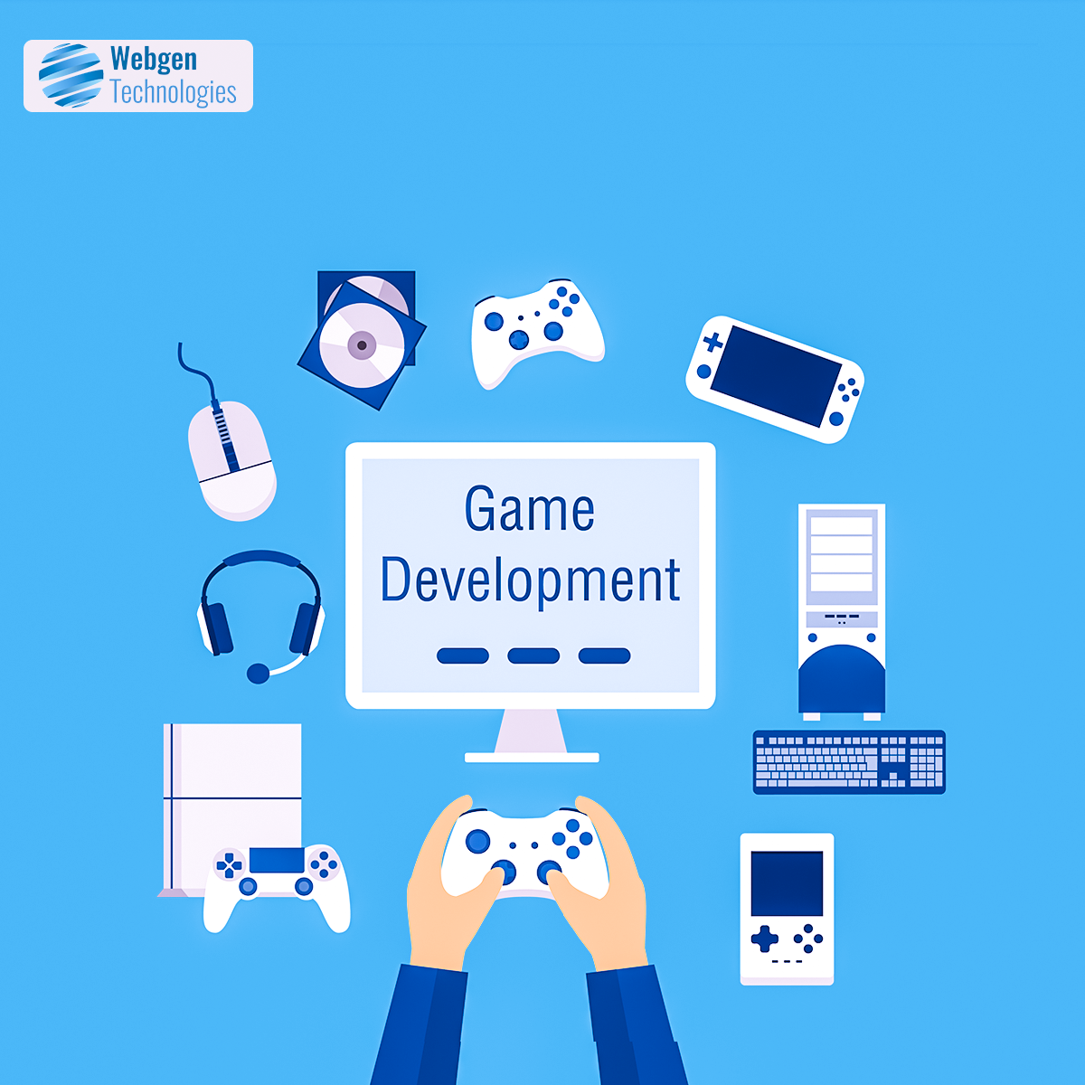 Building a game in this era requires much more than mere a