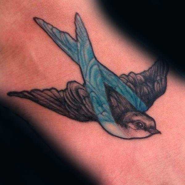 Survivor Tattoos: 70 Cancer Ribbon Tattoos For Men