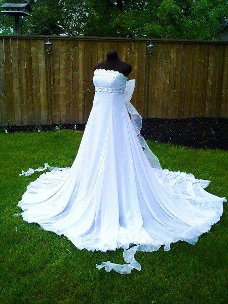 wedding dress | sailor moon wedding | vestidos de novia tul