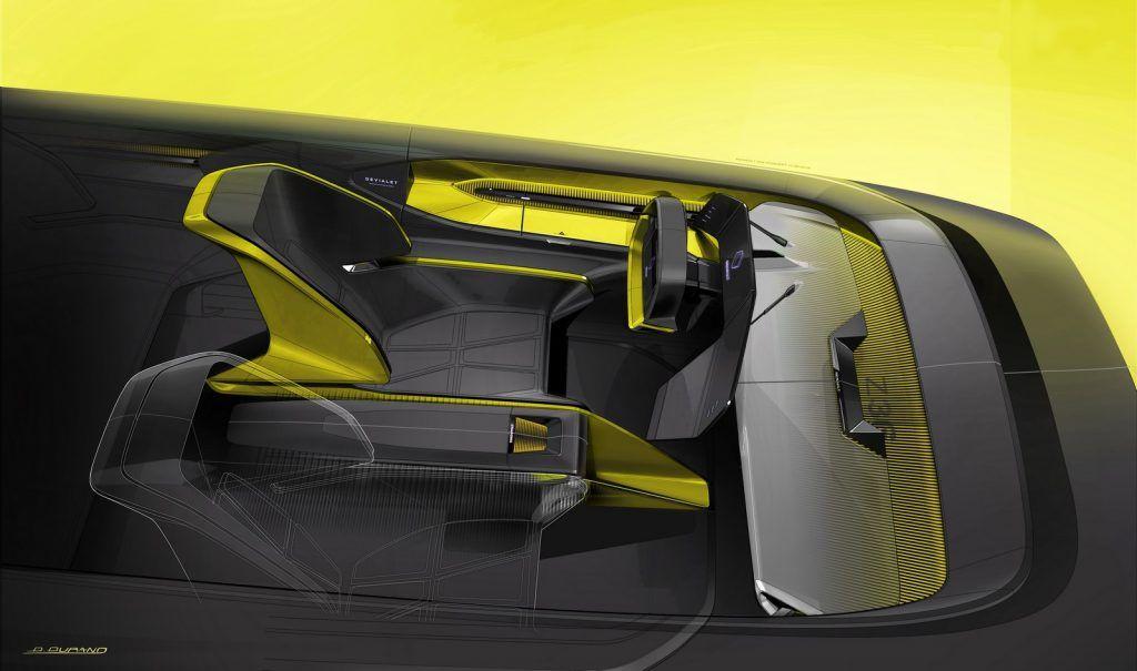 Concept-car Renault Morphoz : prélude aux futures Renault électriques | Le Nouvel Automobiliste