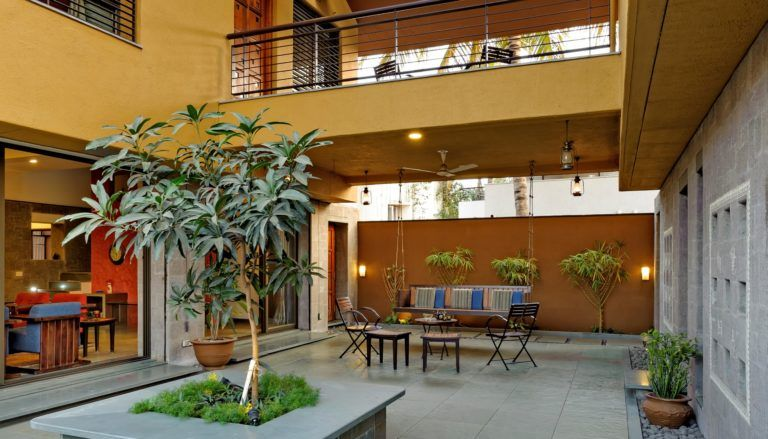Top courtyard house in india the architects diary also rh pinterest