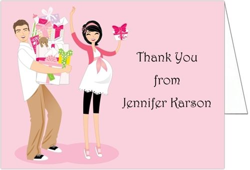 baby shower thank you notes 32 babyshower