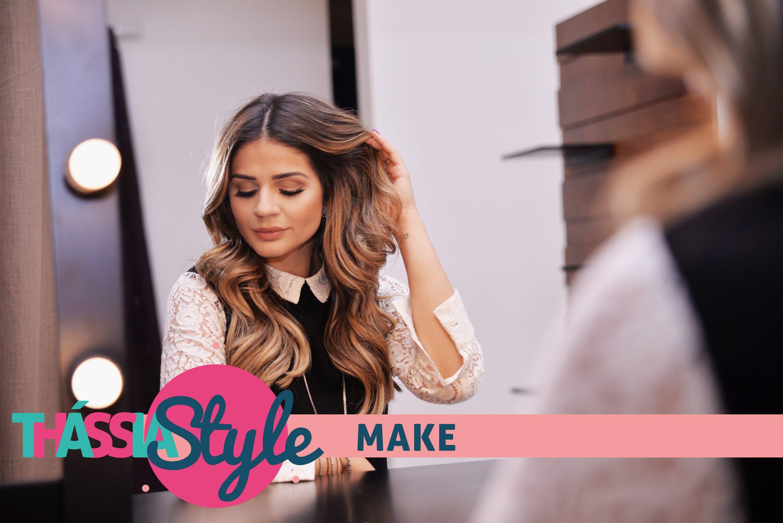 Thássia Style: Make