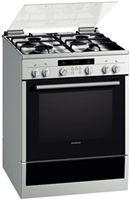 Siemens HR745533T Multifonksiyonel Fırın 67 litrelik geniş iç hacmine sahip bu Siemens ürünü fırın, birçok yemeği tek seferde yapabilmenizi sağlıyor. 8 adet pişirme programı ile yemeklerinizi ideal sıcaklıkta ve watt gücünde pişirmenizi sağlar. Düğmeden ateşleme sistemi ile tek elle ocağı yakabileceğiniz bu ürün hayatınızı çok kolaylaştıracak. http://www.beyazesyamerkezi.com/Siemens-HR745533T-Multifonksiyonel-Firin.html