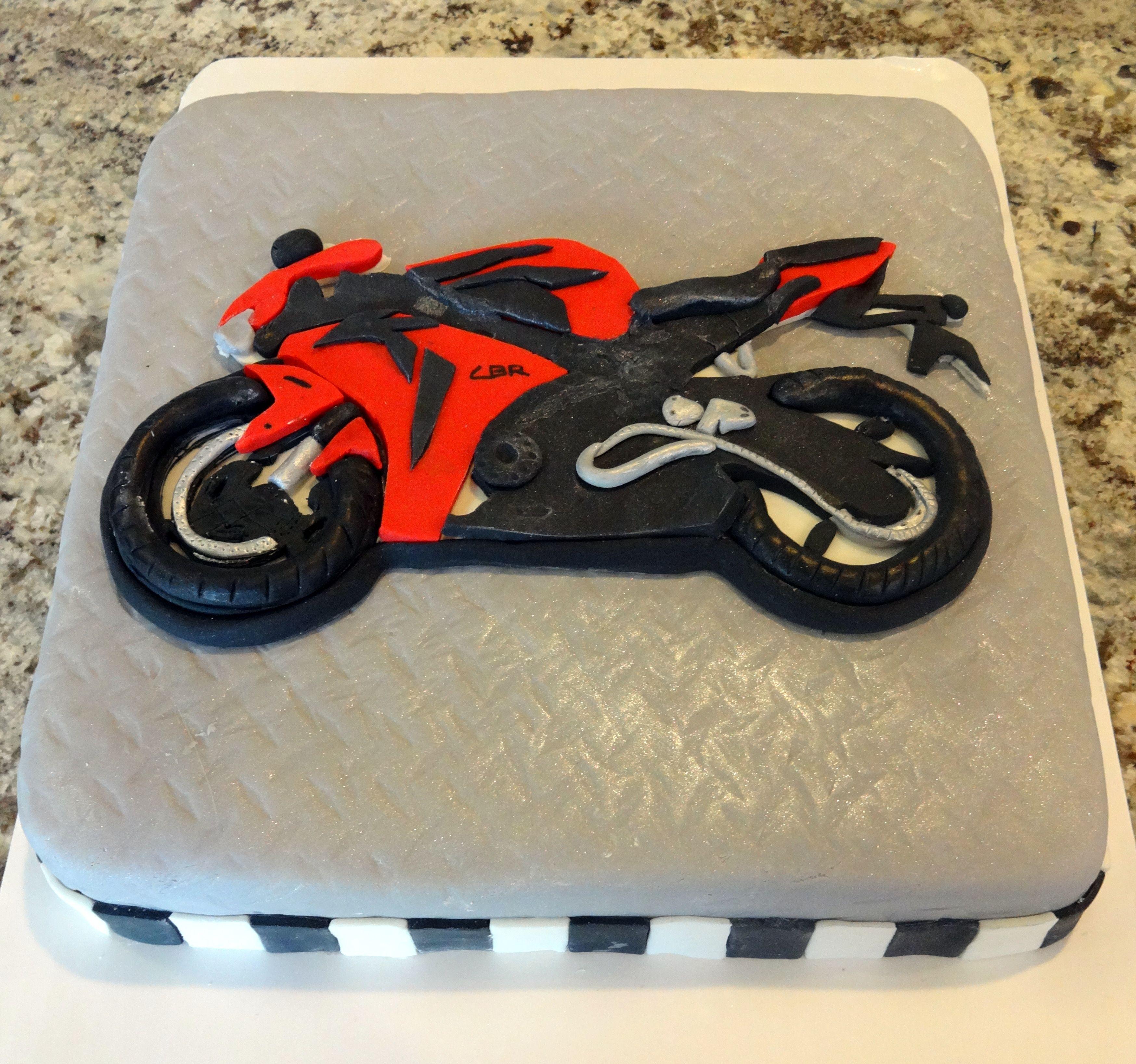 bmw motorcycle cake   my creations   pinterest   motorcycle cake
