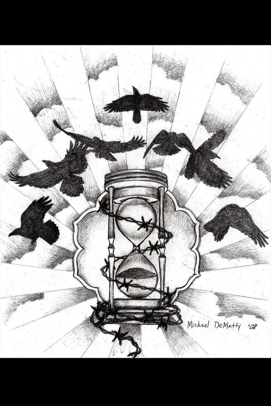 Hourglass tattoo vorlage  Sanduhr | Tattoos | Pinterest | Sanduhr, Privat und Inspiration