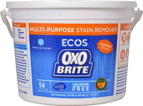 Earth Friendly Ecos Oxo Brite For Laundry And Stain Removal Free
