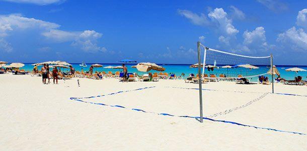 Playa del Carmen on Meksikon suosituimpia lomakohteita