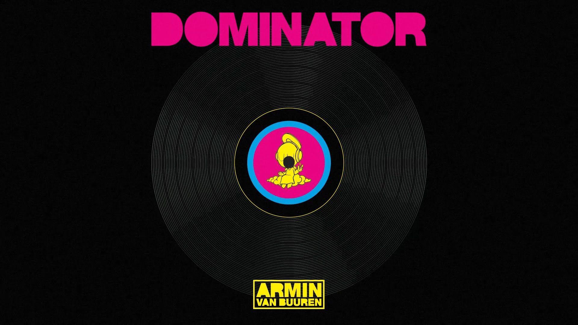 Armin Van Buuren Vs Human Resource Dominator Extended Mix