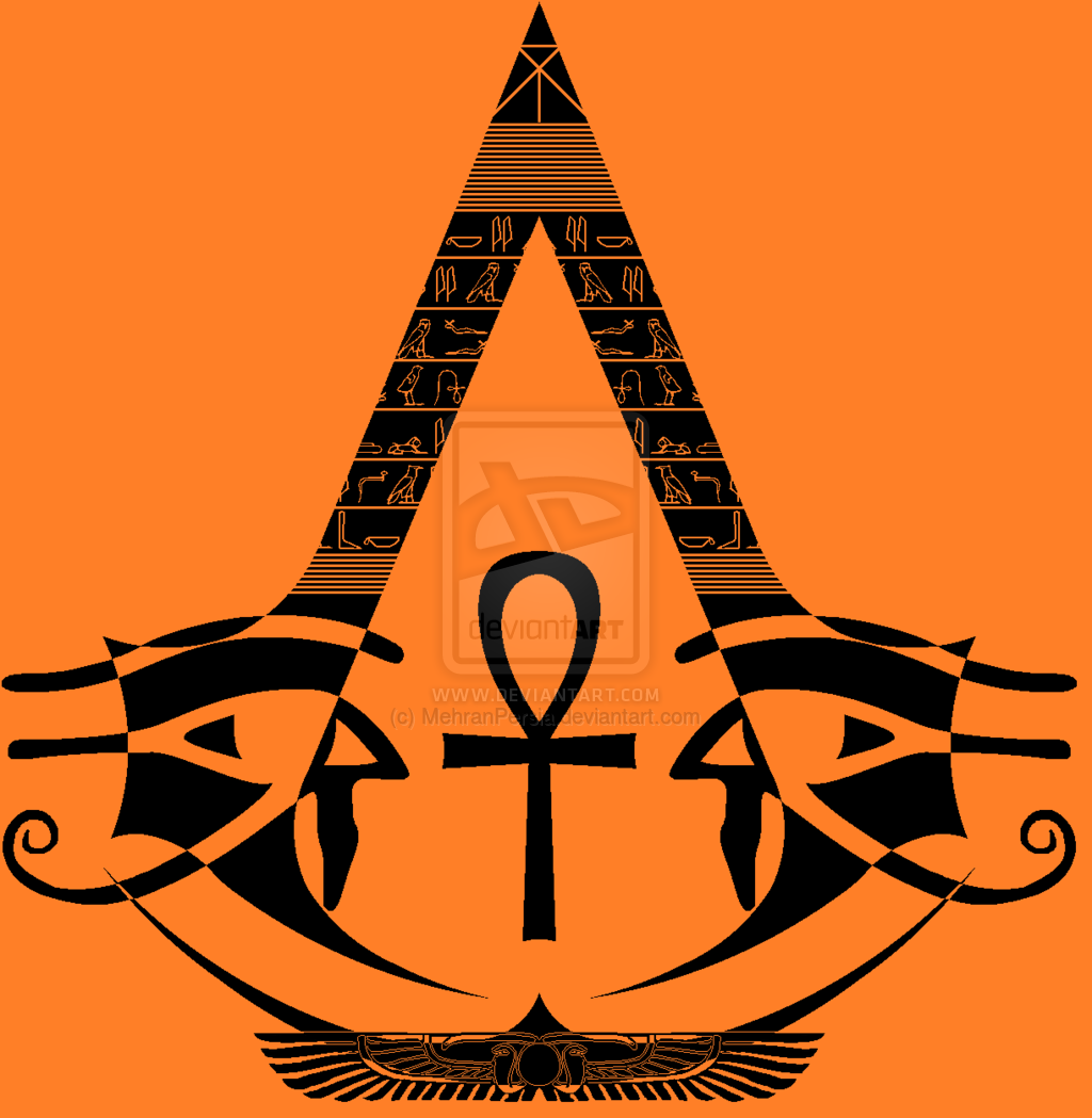 Egyptian Assassin Symbol by on
