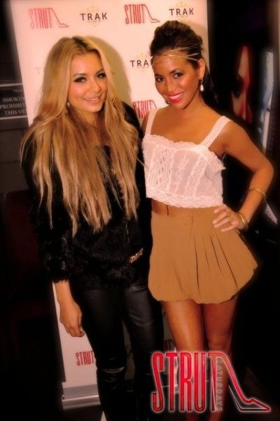 Havana Brown .. i love her, i neeeeeed to have her hair xD :3