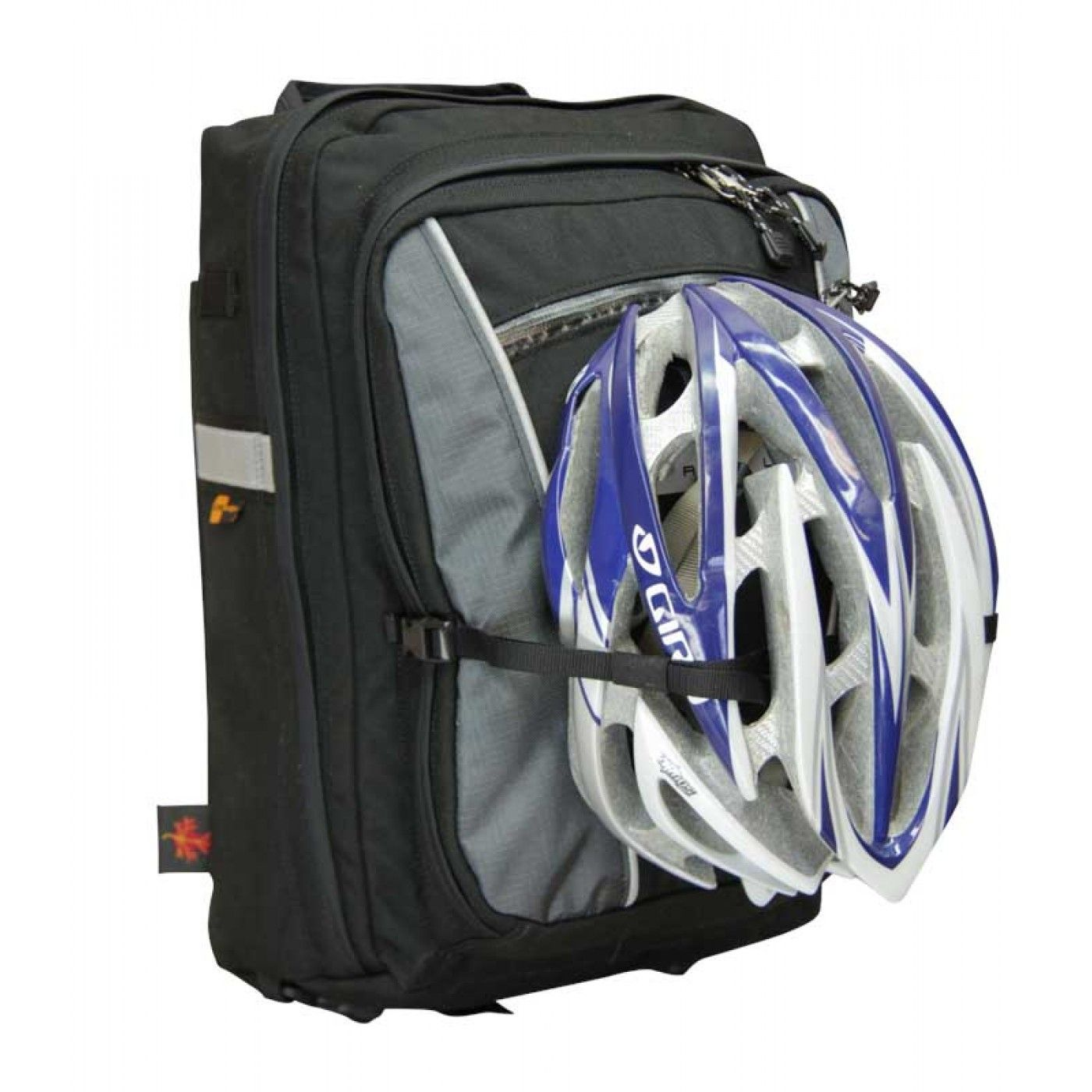 bb6b70c8b888 Arkel Switchback cycling backpack with helmet holder