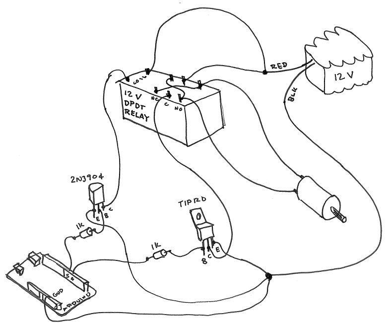 bidirectional motor control