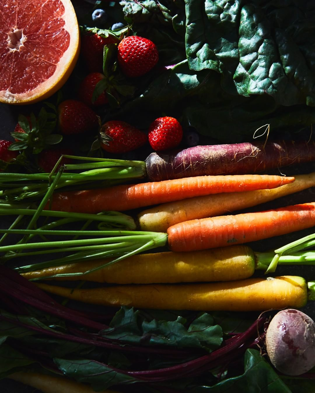 FOOD Eating seasonally is a great way to stay supported