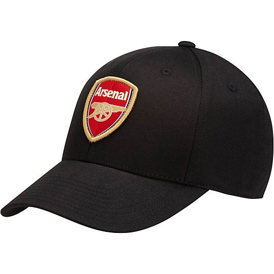 Arsenal Shield Fitted Hat - CA  9a5f1619576