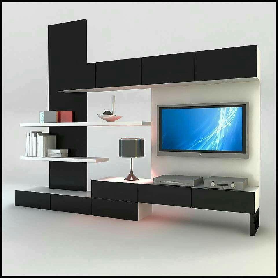 Pin De Kusno Utomo En Wall Units Pinterest Muebles Para Tv Y Tv -> Muebles Para Tv Modernos 2017