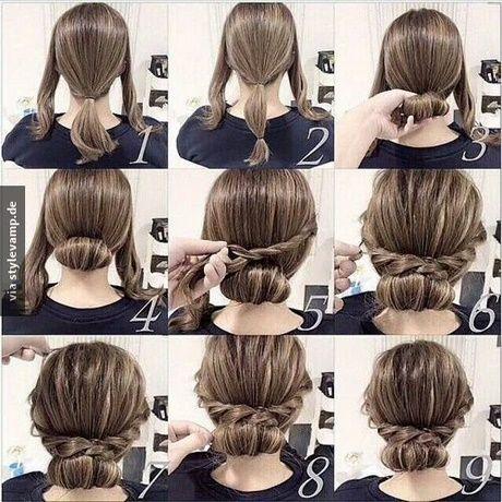 Leichte Flecht Frisuren Mittellanges Haar Beauty Hair Styles